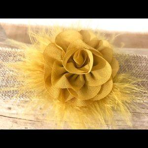 Baby Flower Clip